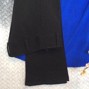 Sharagano Black Pants size S Nordstrom